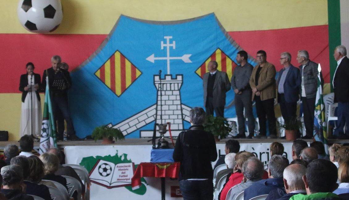 Club Deportivo Menorca press conference