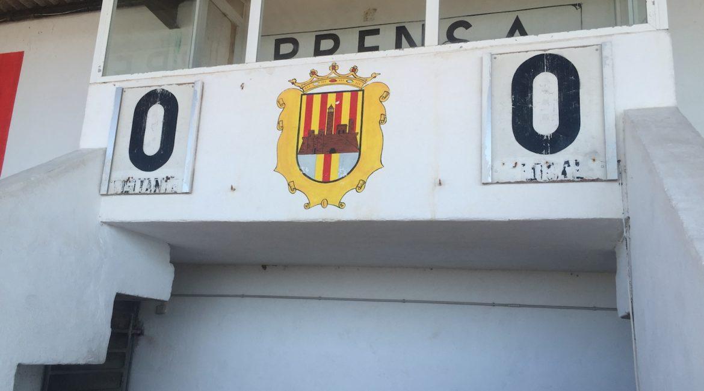 Atletic de Ciutadella's scoreboard