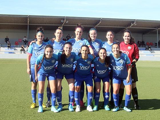 CF Sporting de Mahon's women's team