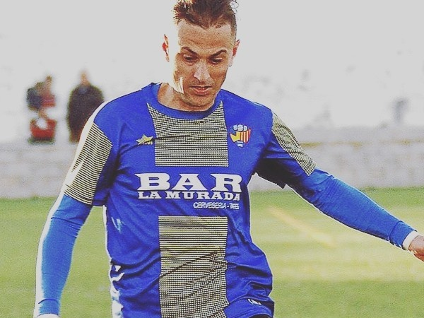UD Mahon football player