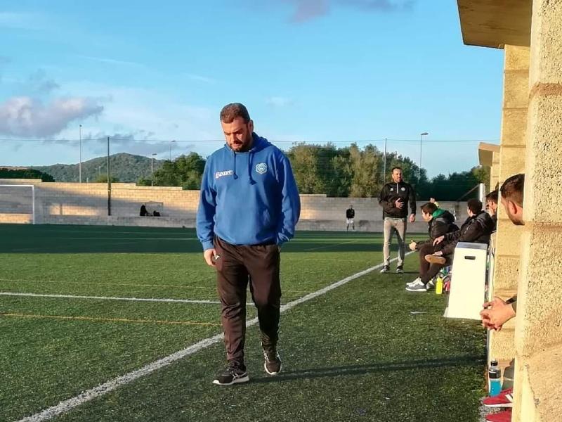 New Atletico Villacarlos manager Juanan Gomez